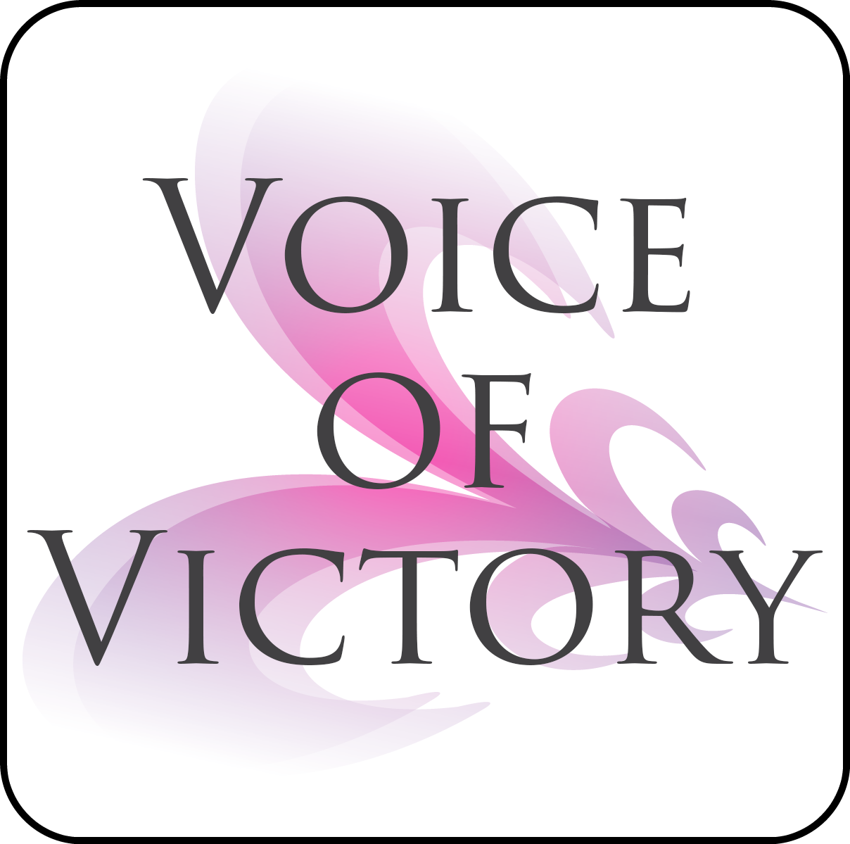 Voice of Victory Newsletter Link for SPA Women's Ministry
